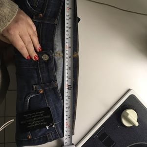 7 For All Mankind Jeans - NWT 7 for all mankind original flare